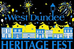 West Dundee Heritage Fest | Forbes Orthodontics Booth